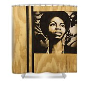 Nina Shower Curtain