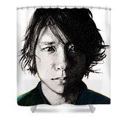 Nino Shower Curtain