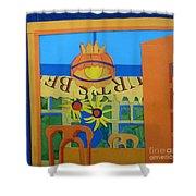 Nj Sunflowers Shower Curtain
