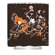 No. 1013 Shower Curtain