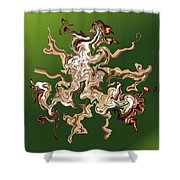 No. 1018 Shower Curtain