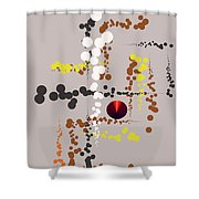 No. 1022 Shower Curtain