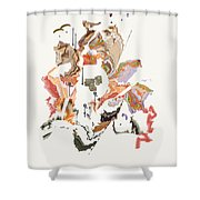 No. 1023 Shower Curtain