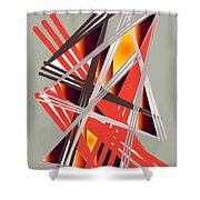 No. 1024 Shower Curtain