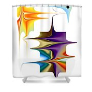 No. 1025 Shower Curtain
