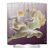 No. 1056 Shower Curtain
