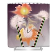 No. 1065 Shower Curtain