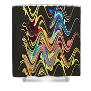 No. 1067 Shower Curtain