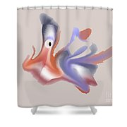 No. 1068 Shower Curtain