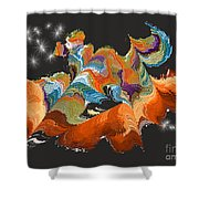 No. 1069 Shower Curtain