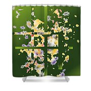 No. 1110 Shower Curtain