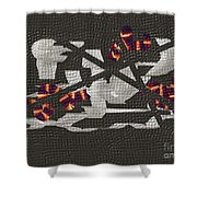 No. 1122 Shower Curtain