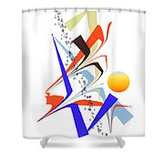 No. 1123 Shower Curtain