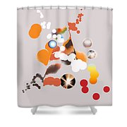 No. 1130 Shower Curtain