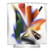 No. 1133 Shower Curtain