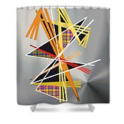 No. 1141 Shower Curtain