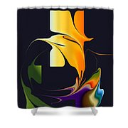 No. 1143 Shower Curtain