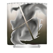 No. 1144 Shower Curtain