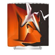 No. 1168 Shower Curtain