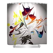 No. 1179 Shower Curtain