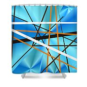 No. 122 Shower Curtain