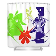 No. 138 Shower Curtain