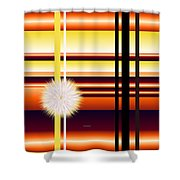 No. 140 Shower Curtain
