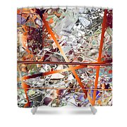 No. 163 Shower Curtain