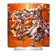 No. 172 Shower Curtain