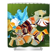 No. 200 Shower Curtain