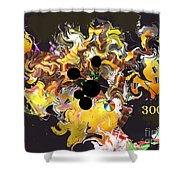 No. 202 Shower Curtain