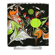 No. 230 Shower Curtain