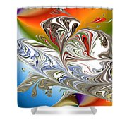 No. 231 Shower Curtain