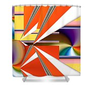 No. 233 Shower Curtain