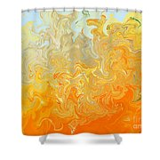 No. 235 Shower Curtain