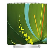 No. 236 Shower Curtain