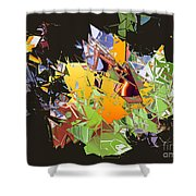 No. 237 Shower Curtain