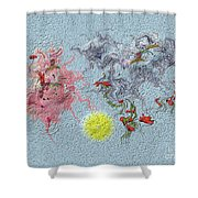 No. 244 Shower Curtain