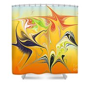 No. 248 Shower Curtain