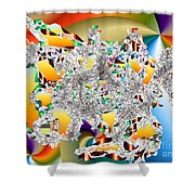 No. 252 Shower Curtain