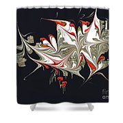 No. 258 Shower Curtain