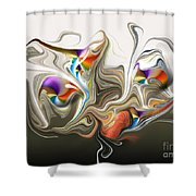 No. 366 Shower Curtain