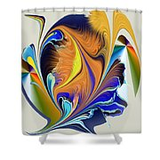 No. 400 Shower Curtain