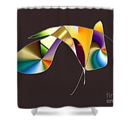 No. 469 Shower Curtain