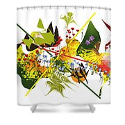 No. 47 Shower Curtain
