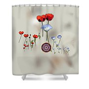 No. 473 Shower Curtain