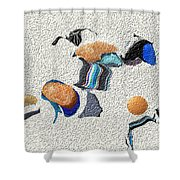 No. 474 Shower Curtain