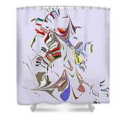 No. 478 Shower Curtain