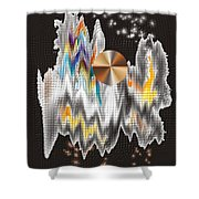 No. 479 Shower Curtain