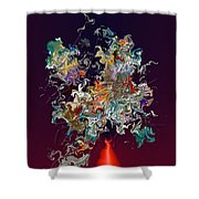 No. 480 Shower Curtain